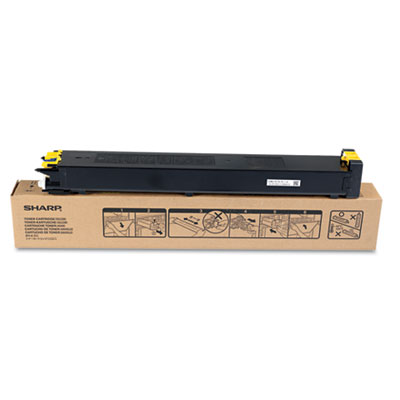 Sharp MX31NTYA Yellow Toner Cartridge