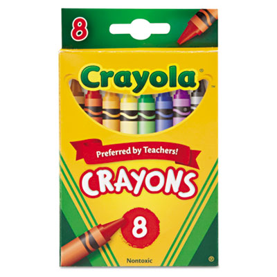 Binney &  Smith 523008 Crayola Classic Color Pack Crayons
