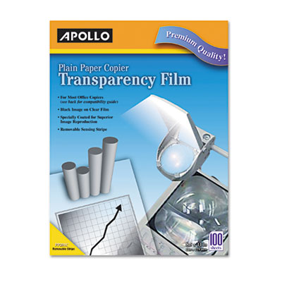 Apollo PP201C Transparency Film