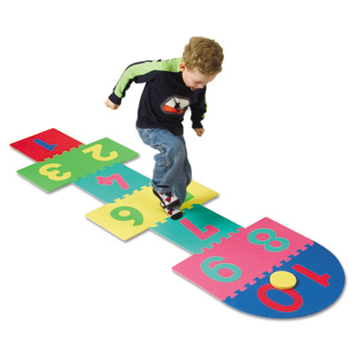 Xstamper 4384 Creativity Street WonderFoam Hop Scotch Mat