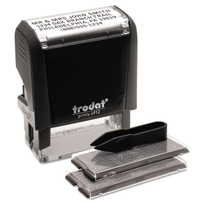 U. S. Stamp &  Sign 5915 Trodat Do It Yourself Message Stamp