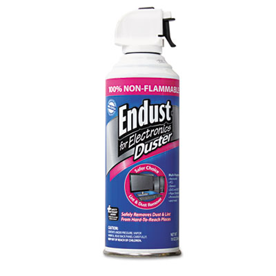 Endust 255050 Non-Flammable Duster with Bitterant