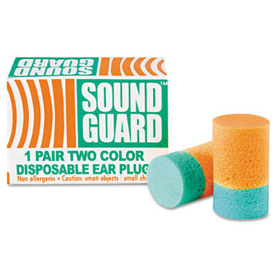 AbilityOne 1376345 SKILCRAFT Foam Ear Plugs