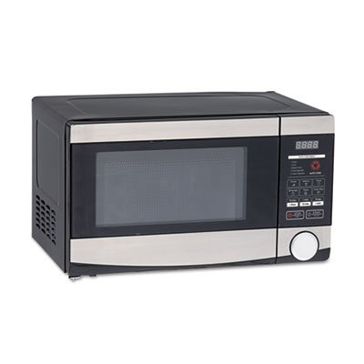 Avanti MO7103SST 0.7 Cubic Foot Capacity Microwave Oven