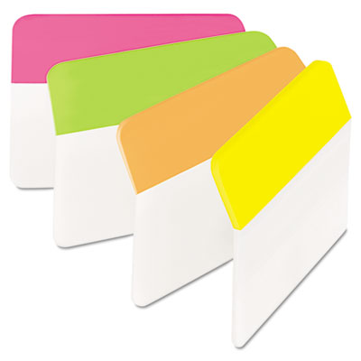 "3M 686APLOY Post-it 2""  Angled Tabs"