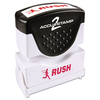 ACCUSTAMP2 035590 Pre-Inked Shutter Stamp with Microban
