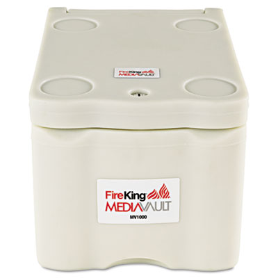 Fire King MV1000 FireKing MediaVault