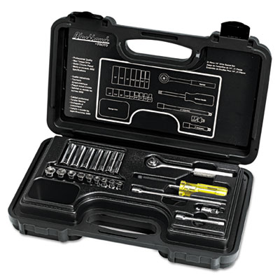 Blackhawk 21 Piece Deep and Standard Socket Set 1421NB