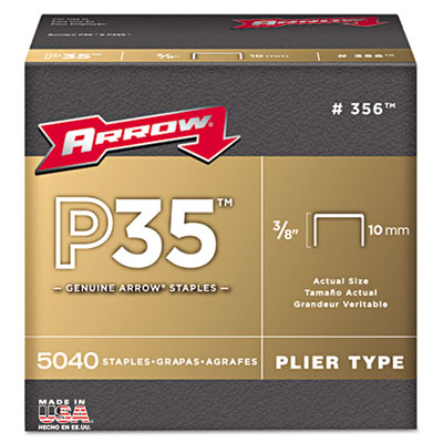 Arrow P35 Type Staples 356