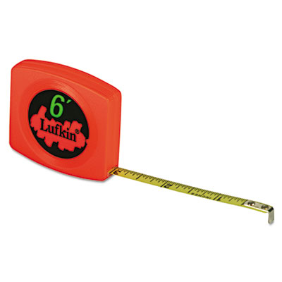 Lufkin Pee Wee Pocket Measuring Tape W6110