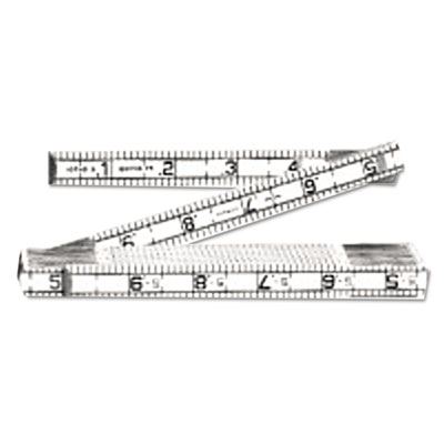Lufkin 1066DN Red End Engineers Ruler 1066D