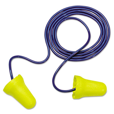 3M 3121222 EAR E-Z-Fit Single-Use Earplugs