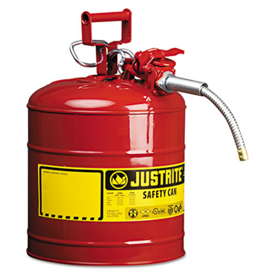 JUSTRITE 7250120 AccuFlow Safety Can