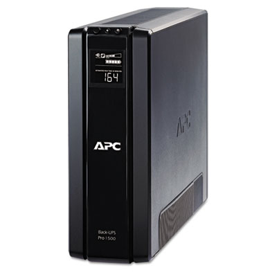 APC BR1500G Back-UPS Pro Series Battery Backup System