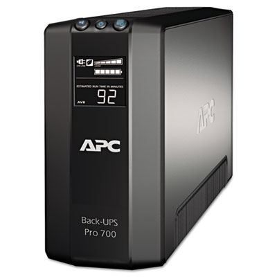 APC BR700G Back-UPS Pro Series Battery Backup System
