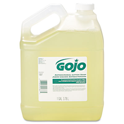 GOJO 188704 Antimicrobial Lotion Soap