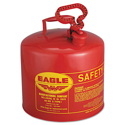 Eagle UI50S Safety Can