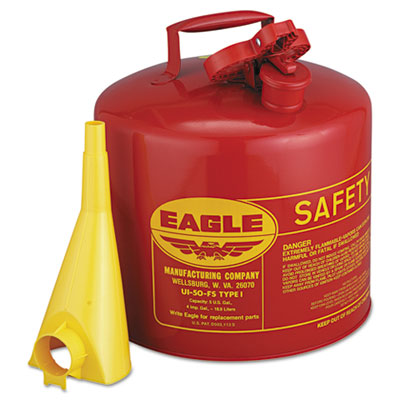 Eagle UI50FS Safety Can