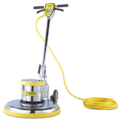 mercury floor machine