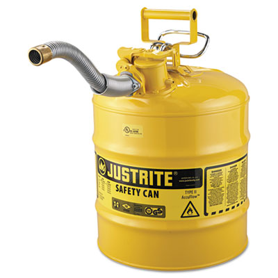 JUSTRITE 7250230 AccuFlow Safety Can