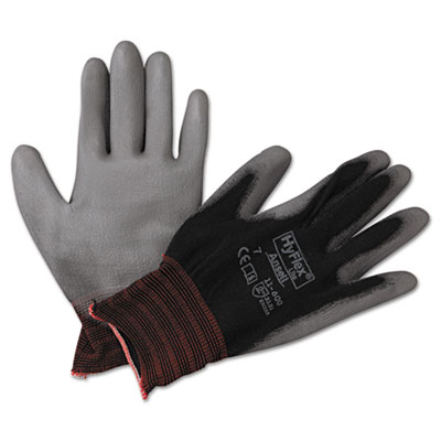 Ansell Limited 116007bk Ansellpro Hyflex Lite Gloves