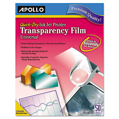 Apollo CG7033S Transparency Film