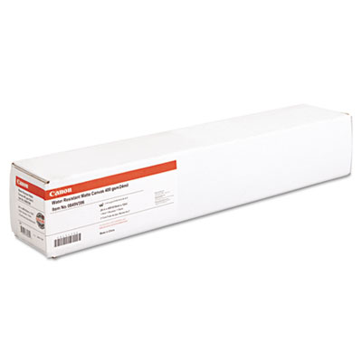 Canon 0849V396 Water Resistant Matte Canvas Paper Roll