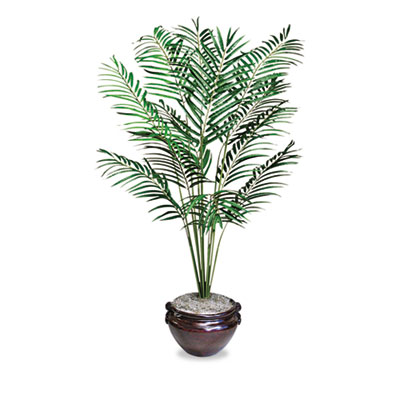 Nu-Dell T7786 NuDell Artificial Areca Palm Tree