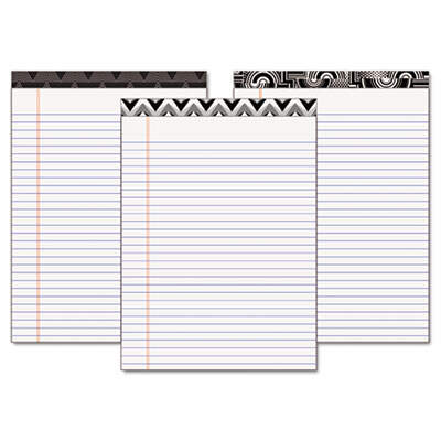 Tops Business Forms 30493 TOPS Fashion Legal Pads