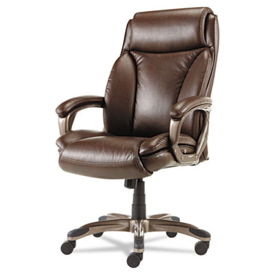 Alera VN4159 Veon Series Executive High-Back Leather Chair
