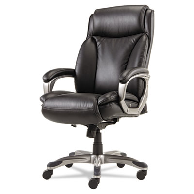 Alera VN4119 Veon Series Executive High-Back Leather Chair