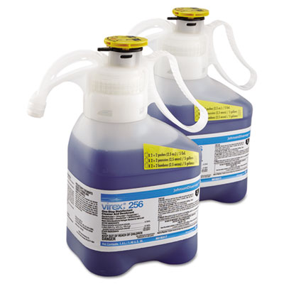 Diversey Virex Ii 256 One Step Disinfectant Cleaner