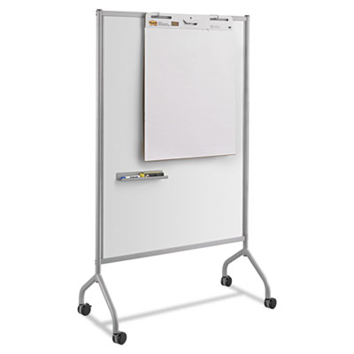 Safco 8511GR Impromptu Whiteboard Collaboration Screen