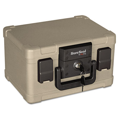 Fire King SS102 SureSeal By FireKing 0.15 cu ft/UL 30 Minute Fire and Waterproof Chest