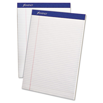 Ampad 20322 Perforated Writing Pads