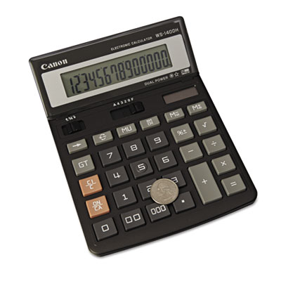 Canon 4087A005AA WS1400H Display Calculator