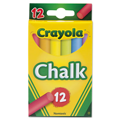 Binney &  Smith 510816 Crayola Chalk