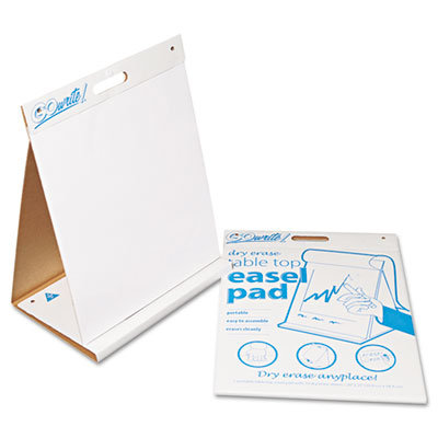 Pacon TEP2023 GoWrite! Dry Erase Table Top Easel Pads