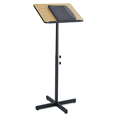 Safco 8921MO Adjustable Speaker Stand