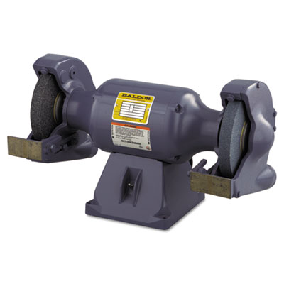 Baldor 8107w Industrial Bench Grinder