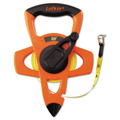 Lufkin FE050D Engineers Hi-Viz Fiberglass Measuring Tape