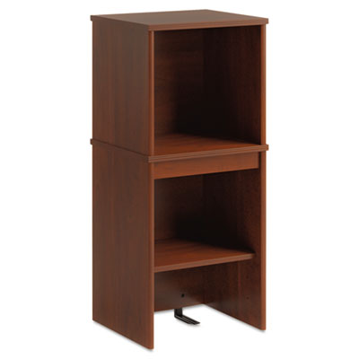 Office Connect by Bush PR76505 Furniture Envoy Series Narrow Hutch