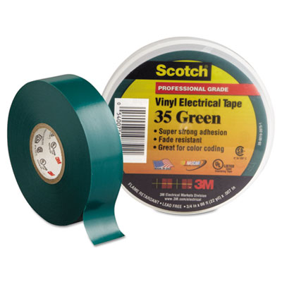 3M 10851 Scotch 35 Vinyl Electrical Color Coding Tape