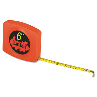 Lufkin Pee Wee Pocket Measuring Tape W616