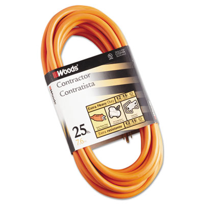 CCI Outdoor Round Vinyl Extension Cord 528