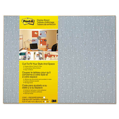 3M 558FICE Post-it Display Board