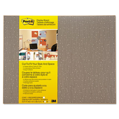 3M 558FMCH Post-it Display Board