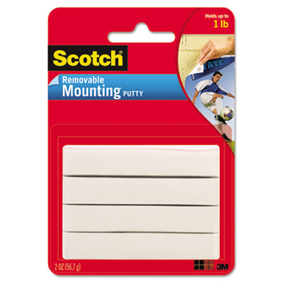 3M 860 Scotch Adhesive Putty