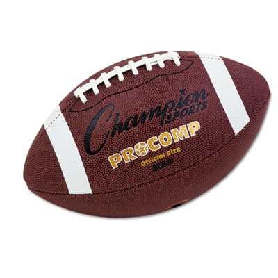 Champion Sports CF100 Pro Composite Football