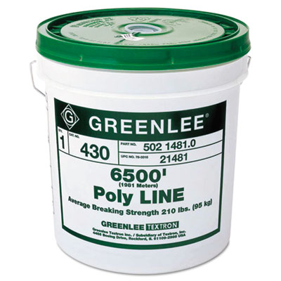 Greenlee Poly Line 430